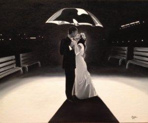 Wedding Night – J. Darden 16 x 20 Oil on Canvas Panel